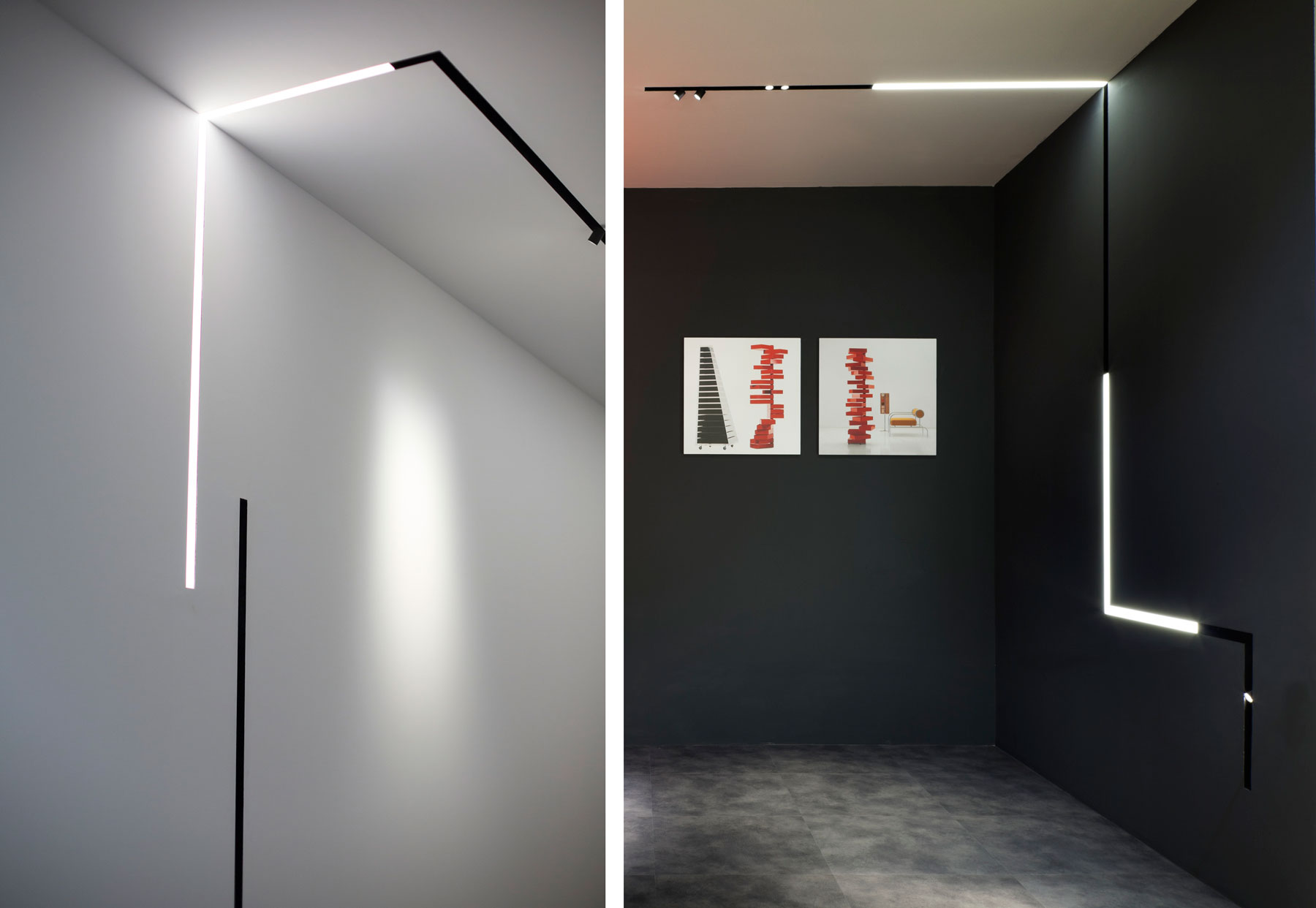 FLOS Architectural Running Magnet is a New Type of Spotlight