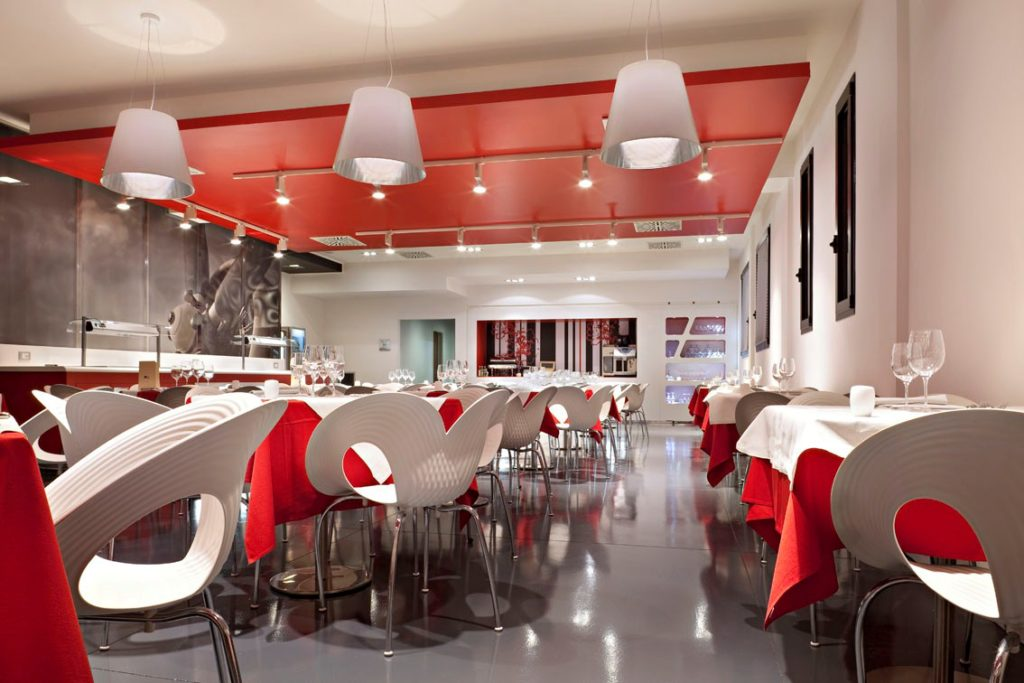 FLOS Modern Pendant Lamps for Restaurants